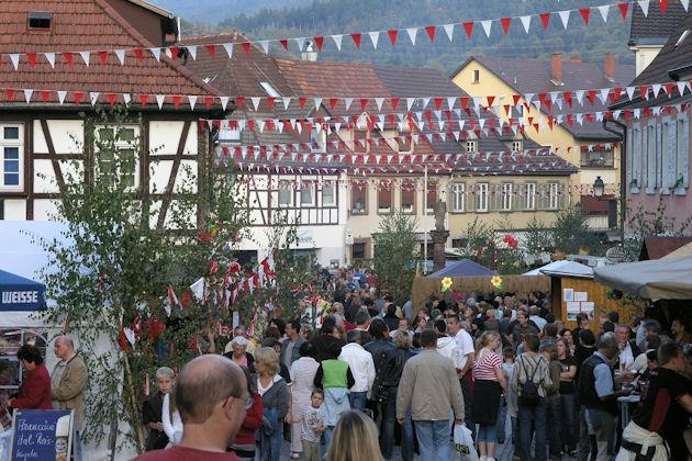 Gernsbach Altstadtfest